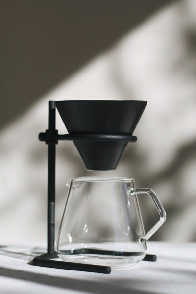 4 Cup Coffee Brewer Set