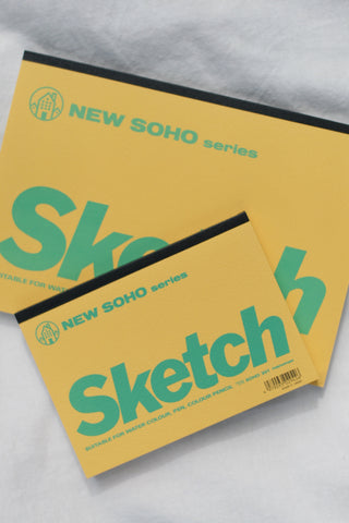 New Soho Series Sketch Book