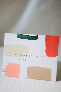 Peace and Joy Card Set