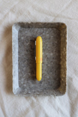 Yellow Ballpoint Bullet Pen