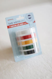 Embossing Label Writer Tape Refills