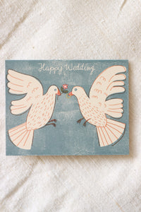 Love Birds Card