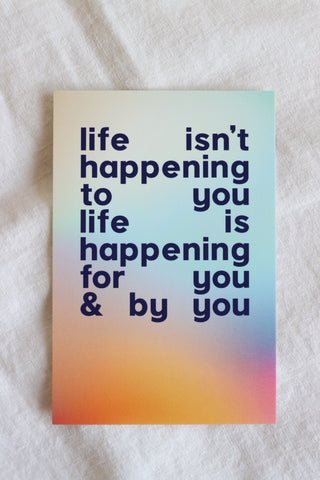 Life For You Card