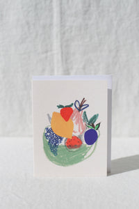Fruit Bowl Card