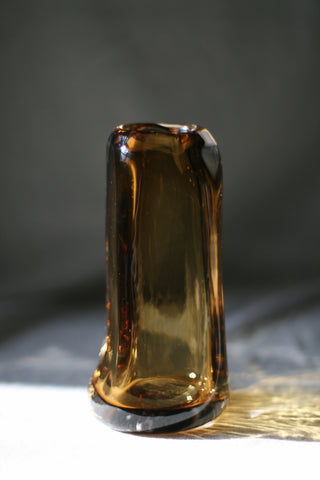Large Topaz Suspension Vase