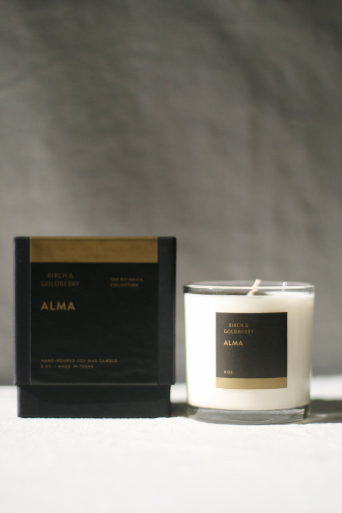 Birch & Goldberry Botanica Candles