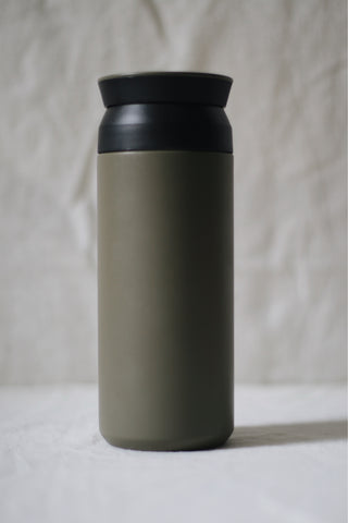 Travel Tumbler, Khaki