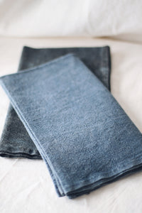 Indigo Tea Towel