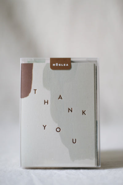 Thank You Card Set