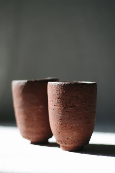 Wild Clay Cups
