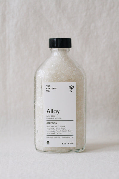Allay Bath Soak