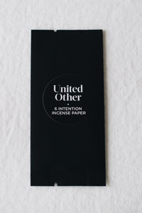 UnitedOther Incense Paper Refill