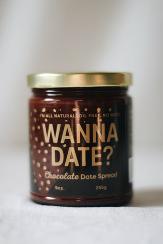 Wanna Date Spread, Chocolate