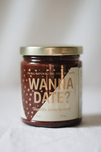 Wanna Date Spread, Vanilla