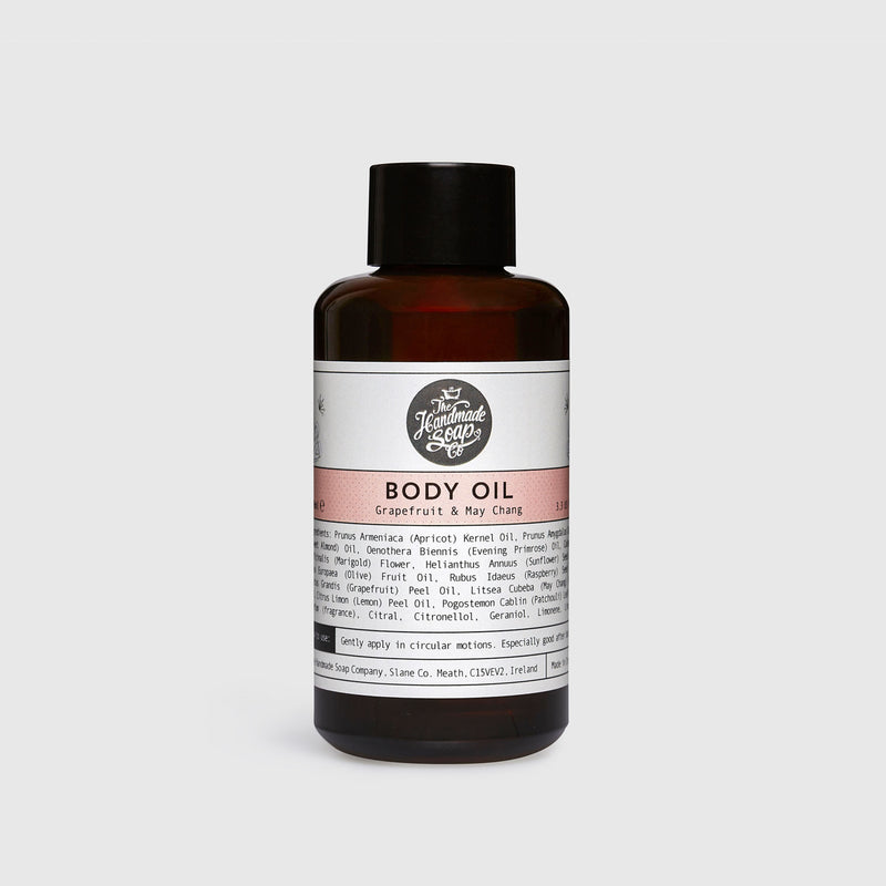 Body Oil - Grapefruit & May Chang | 100ml