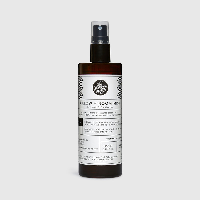 Bergamot & Eucalyptus Pillow +Room Mist | 100ml