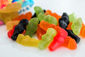 Yummy gummies bears
