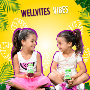 wellvites, healthy kids, kids vitamins, healthy lifestyle
