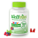 WellVites Kids' Multivitamins Complete Sugar Free Gummies