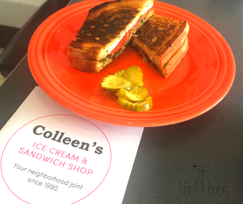 Colleen's You're Not Ice Cream Sandwich