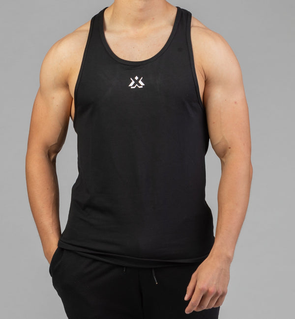 Essential Stringer Black