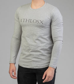 Essential Long Sleeve Grey