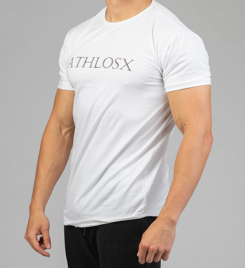 Essential Short Sleeve White