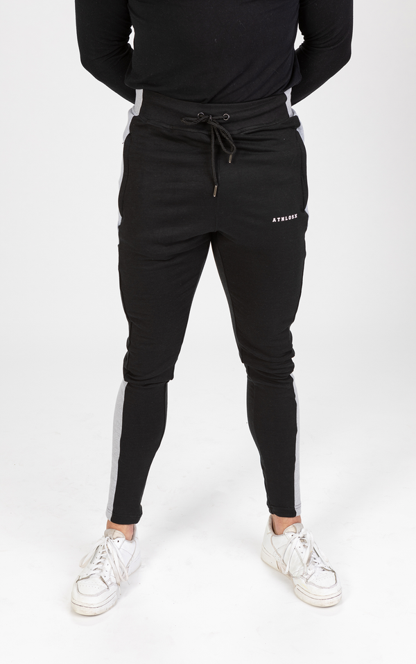 Essential Tapered Bottom Black