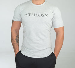 Essential Short Sleeve Grey