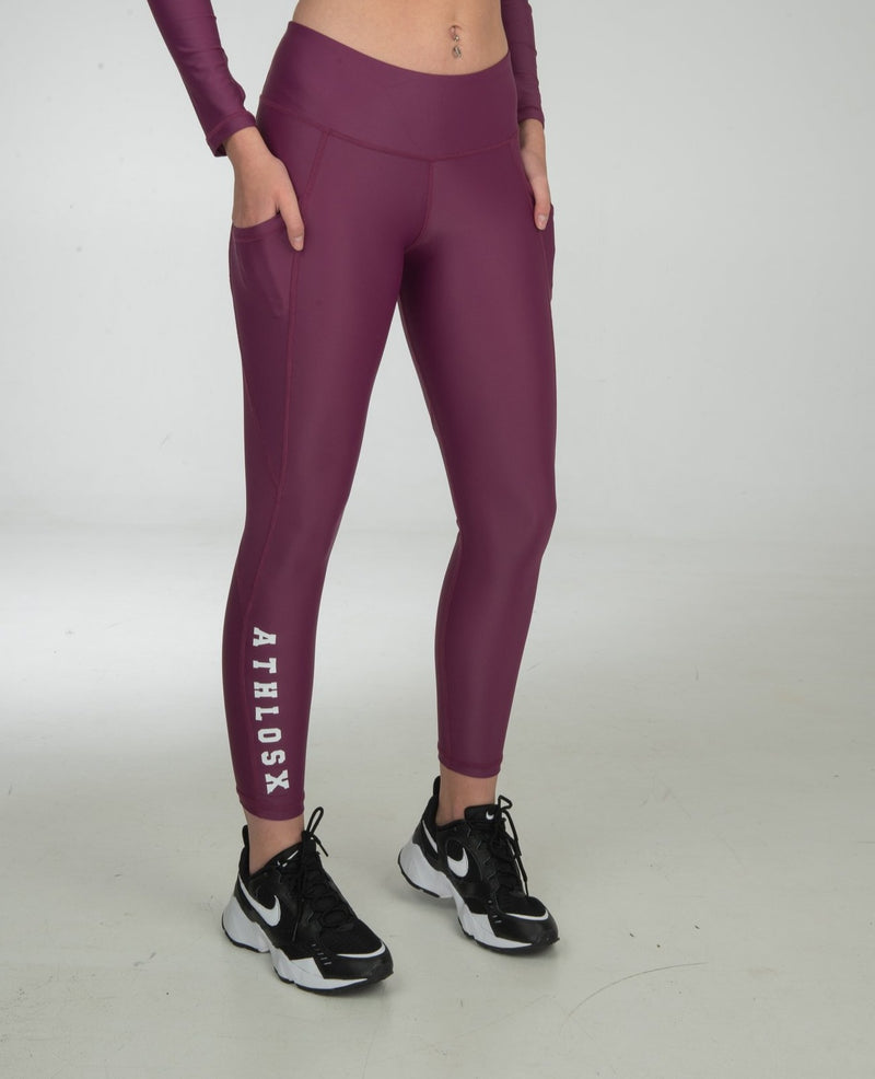 Energy Legging Purple