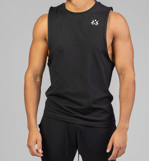 Essential Sleeveless Black