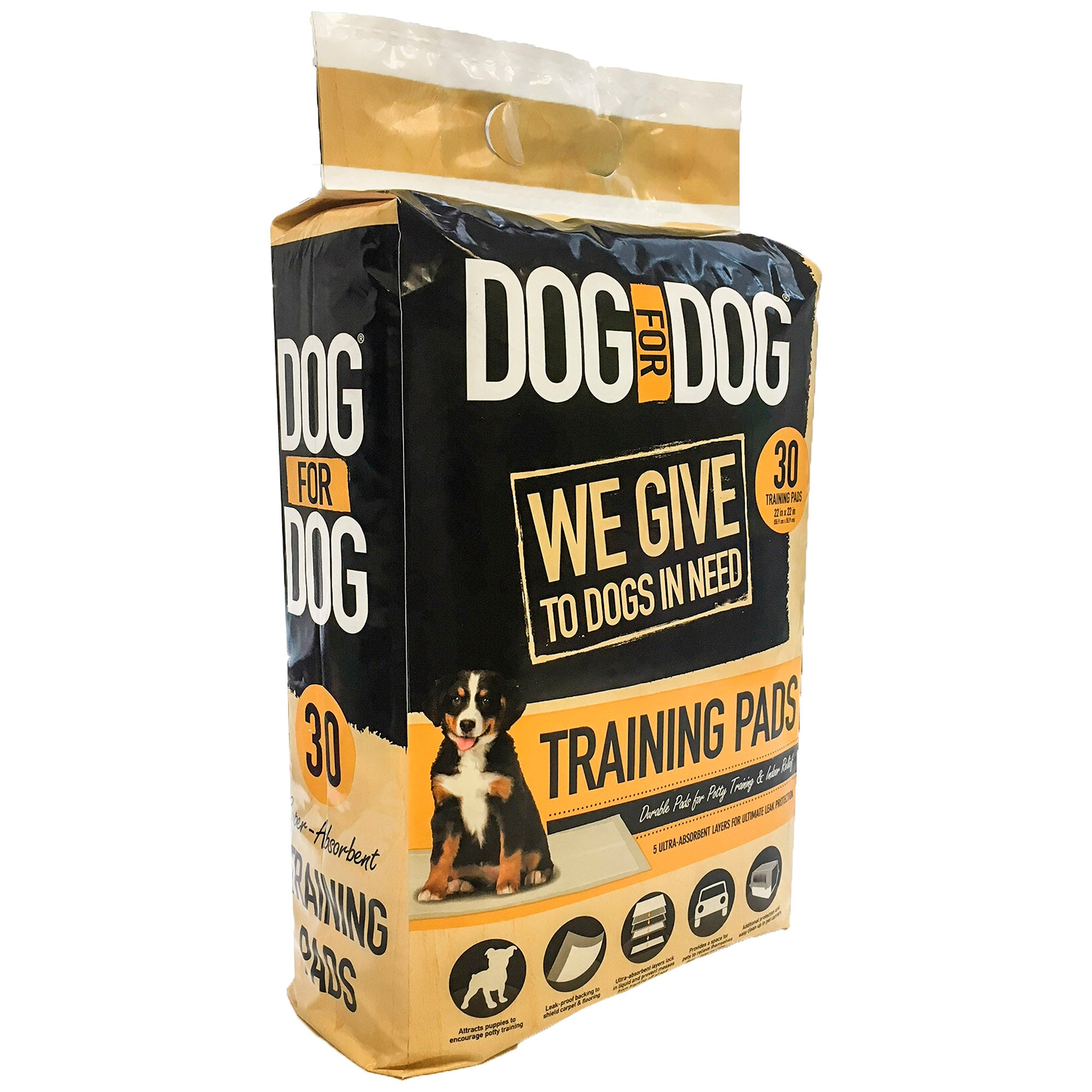 Dog for Dog Training Pads