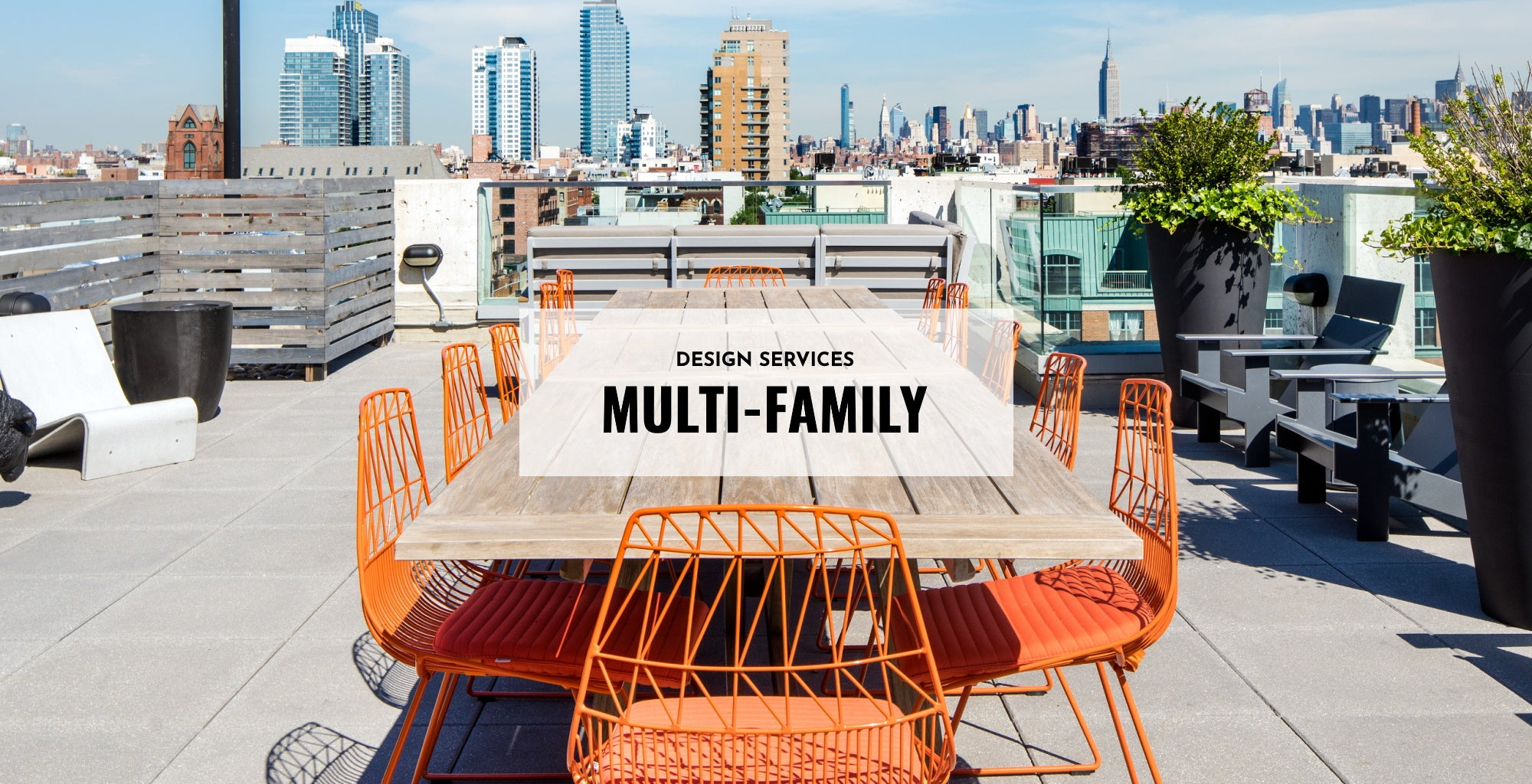 Design Services - Multi-Family