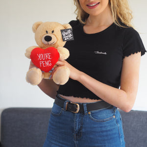You're Peng Teddy Bear