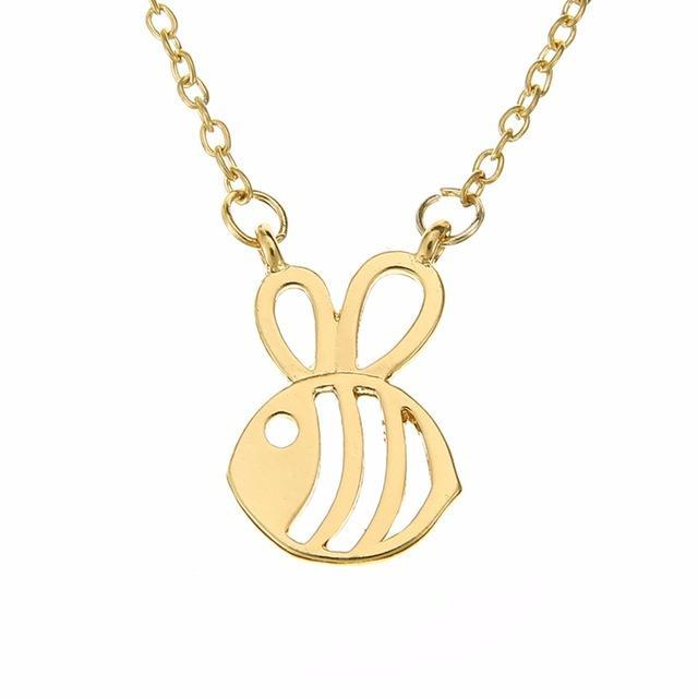 Limited Edition Chubby Bumble Bee Necklace