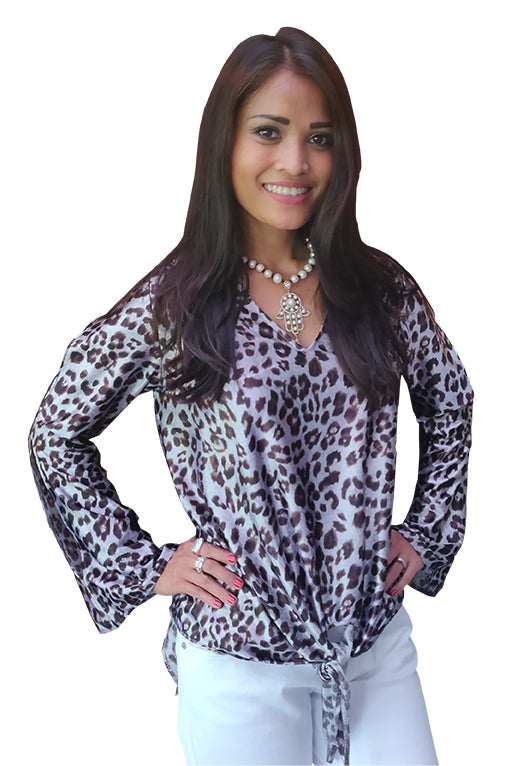 Tie-Top Cheetah