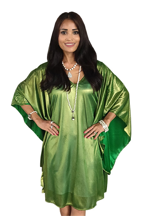 Julie Caftan Metallic