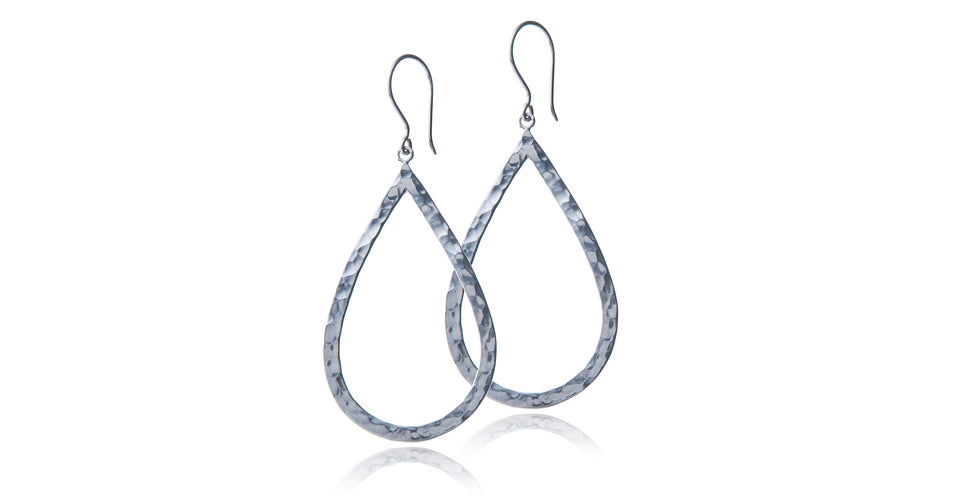 Julie Miles Sterling Silver Earings