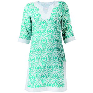 Nusa Tunic Dress Crosses