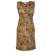 Load image into Gallery viewer, Ruby Dress Cheetah
