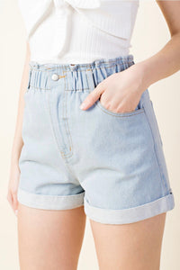 Cool Mom Denim Shorts