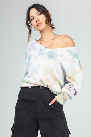 Dreamland Tie Dye Sweater