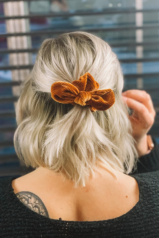 Blair Bow Scrunchie