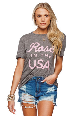 Rosé In The USA Tee