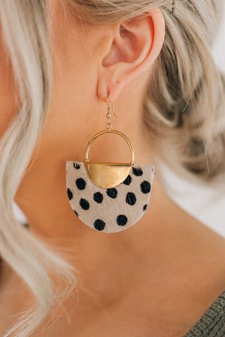 Seeing Spots Earrings