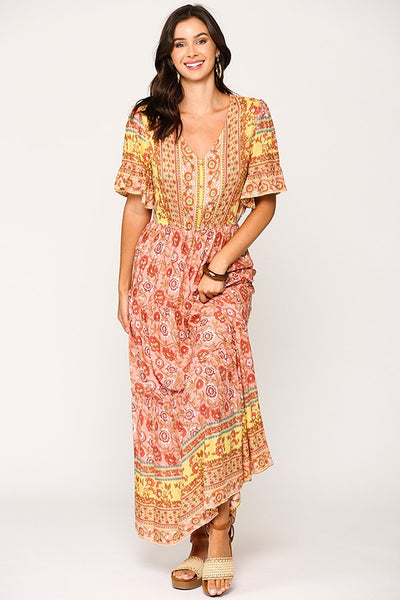 Sunset Road Maxi