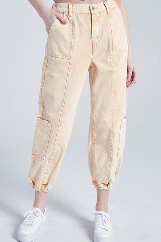 Uh Huh Honey Denim Joggers