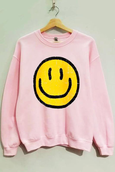 You Make Me Happy Pullover