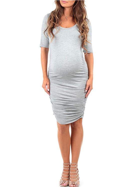Look Your Best Pregnant in this Gorgeous Maternity Dress - Loving Lane Co