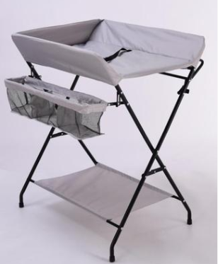 Foldable Portable Baby Changing Tables in 3 Colors